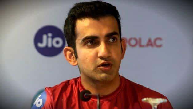 Gautam Gambhir dismisses rumours of joining politics, open for coaching