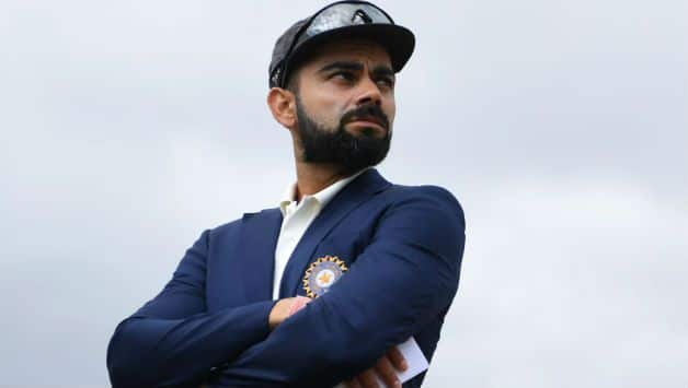 Australian news paper welcomes indian captain Virat kohli