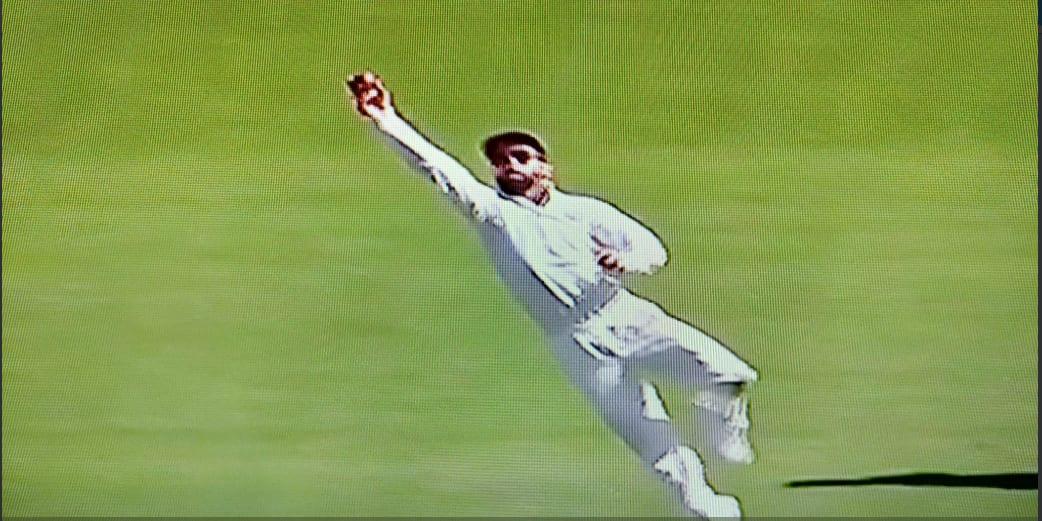 Watch Virat Kohli's stunner to dismiss Peter Handscomb at Perth