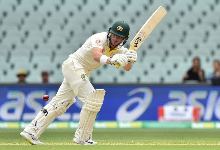 Test debutant Marcus Harris impresses Ricky Ponting and Matthew Hayden during brief 26