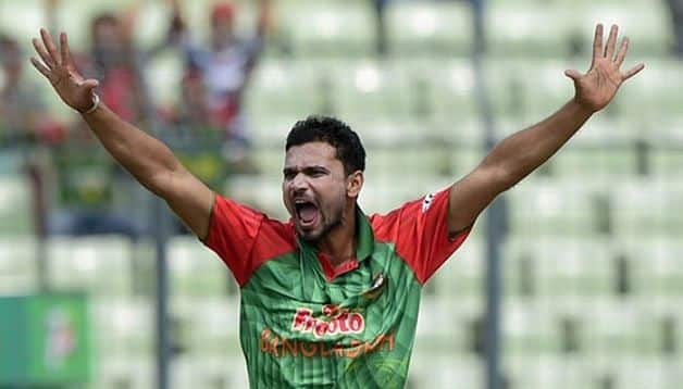 Mashrafe Mortaza won by a massive 274,418 votes, as per the unofficial counting which makes him the first active cricketer to achieve the honour. @ AFP