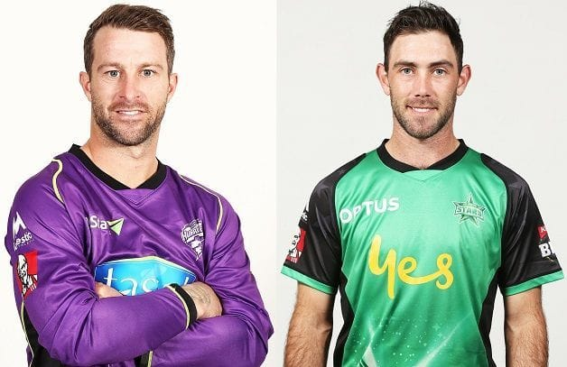 BBL 2018-19: Glenn Maxwell to lead Melbourne Stars, Matthew Wade replaces George Bailey as Hobart Hurricanes captain