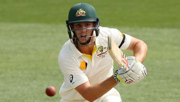 Australia recalled Mitchell Marsh in place of Peter Handscomb for Boxing Day Test