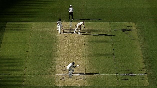India, pitch frustrate Australia