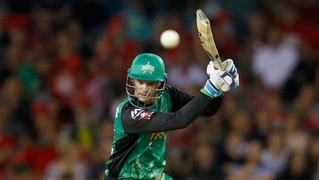 Big Bash League 2018-19: Peter Handscomb's quick half-century helps Melbourne Stars wins over Sydney Sixers