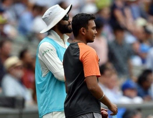 Target Boxing Day Test, Prithvi Shaw resumes running as rehabilitation continues