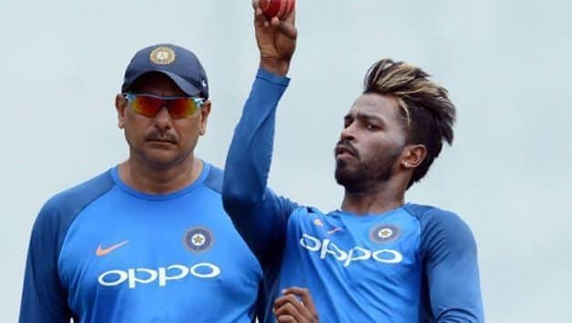 Hardik Pandya wants to get fully fit and play for the country