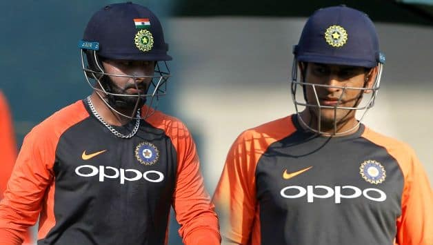 MS Dhoni is the hero of our country says Rishabh Pant