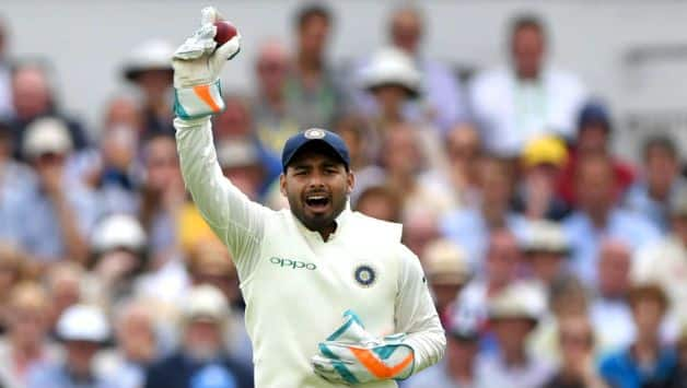 India vs Australia: Rishabh Pant holds sixth catch to level MS Dhoni's record