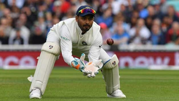 Rishabh Pant equals Jack Russell, AB de Villiers's record of most catches by a wicket-keepers in a Test