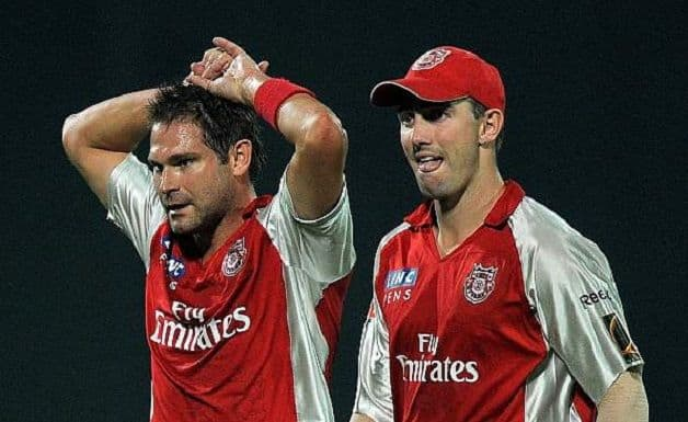 Ryan Harris has previously plied his trade for Kings XI Punjab. @ Getty Images