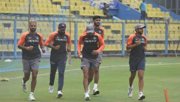 India vs Australia: Hardik Pandya arrive at Melbourne, Team trains ahead of Boxing Day Test