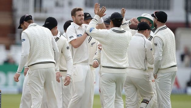 New Zealand vs Sri Lanka, 1st Test: Tim Southee's 5 wicket haul restricts visitors at 275/9 on Day 1