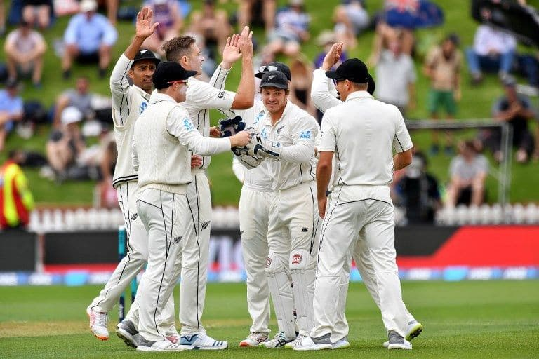 1st Test: Tim Southee relieved after maiden five-for at Basin Reserve