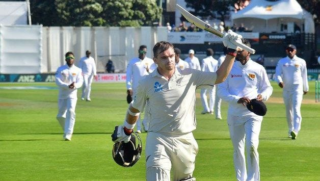 Tom Latham 264 guide New Zealand to 578, Sri Lanka lose 3 wicket on 20 on Day-3