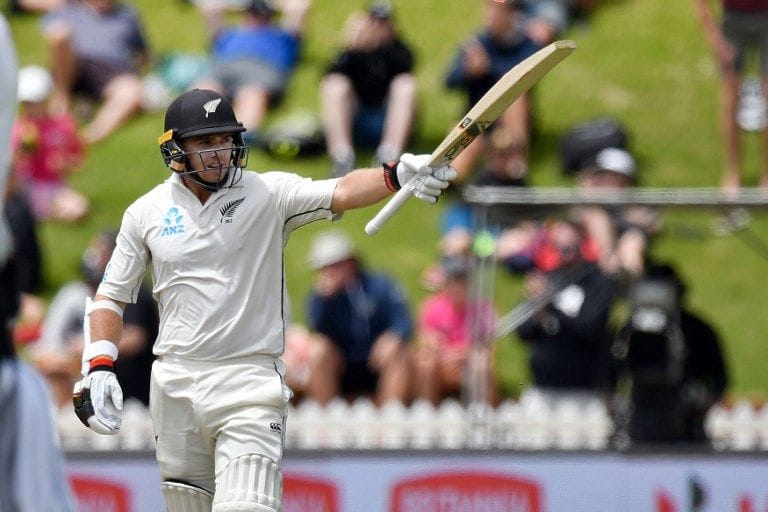 1st Test: Tom Latham, Henry Nicholls take New Zealand to 403/3 at lunch