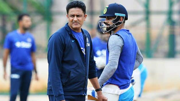 Anil Kumble: When virat crosses 20, 30 mark, he got to take the hundred