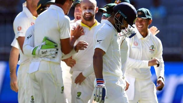 Nathan Lyon: Taking Virat Kohli's wicket was pretty special