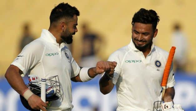 Virat Kohli consolidates his ICC test ranking, Rishabh Pant gets career-best