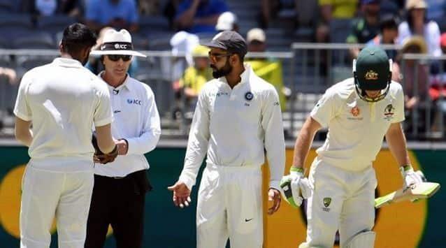 India vs Australia: Tim Paine is relishing on-field battle with Virat Kohli