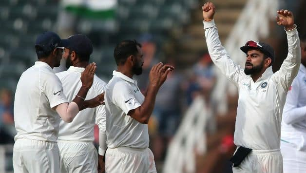 India vs Australia: team india creates history, matches record in Adelaide Test