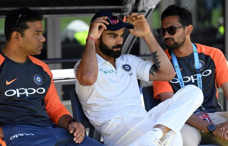 Best-laid plans prove faulty as Virat Kohli's Indian team hits record Test low