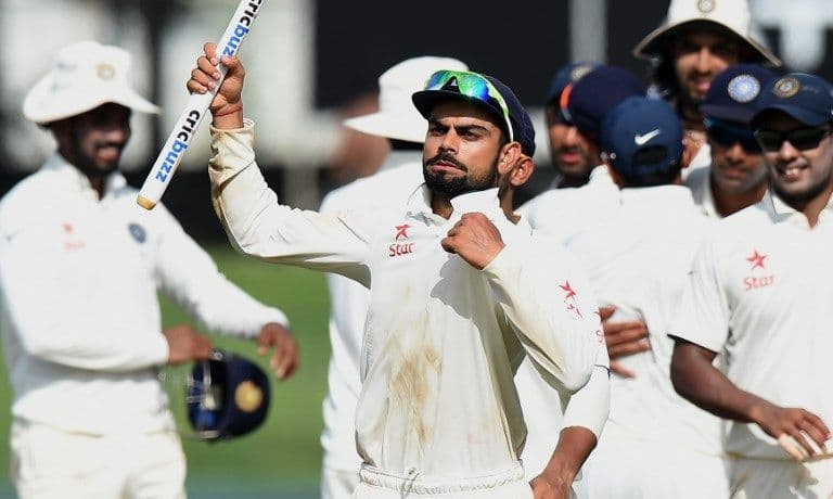How many overseas Test series have India won?