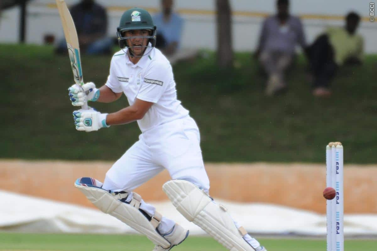 I can't be like Hashim Amla, says uncapped Zubayr Hamza on batting idol