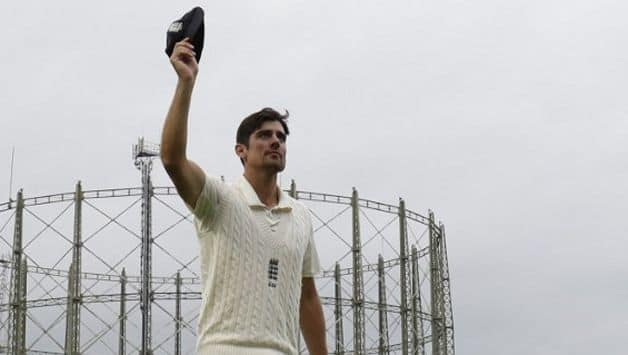 Alastair Cook, who turns 34 on Christmas Day, will be recognised for his contribution to the sport and will become the first England cricketer to be given the award since Ian Botham in 2007.