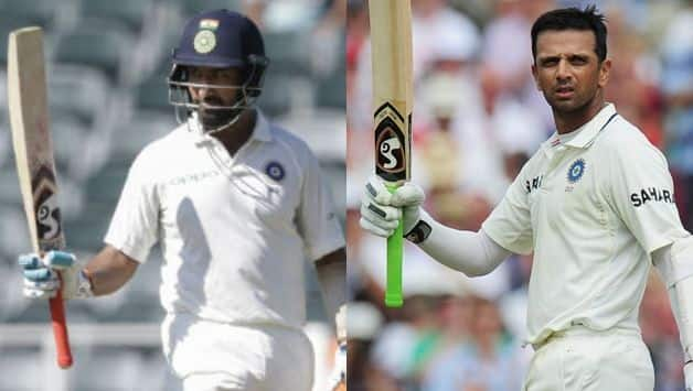 India vs Australia: Rahul Dravid, Cheteshwar Pujara's cricketing career have many similarity