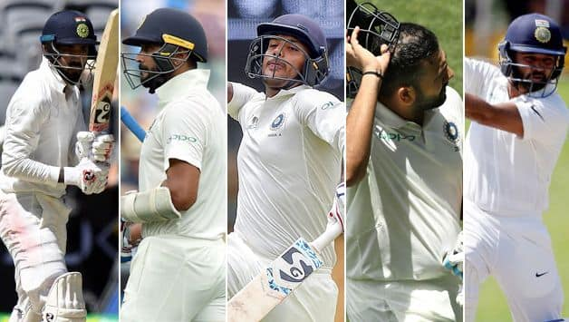 Who should open for India in the Boxing Day Test?