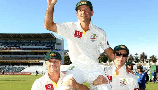 former captain Ricky Ponting Inducted Into ICC Hall of Fame, Felicitated at MCG