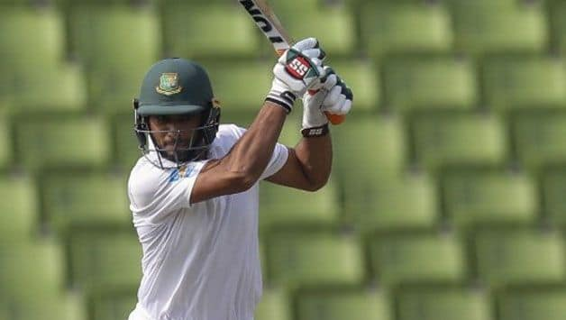 2nd Test: Mahmudullah, Liton hit fifties as Bangladesh consolidate
