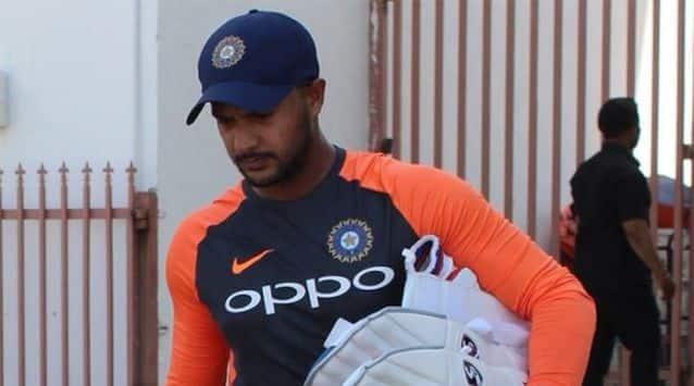 Mayank Agarwal will open the batting alongside Hanuma Vihari, who has been elevated up the order.