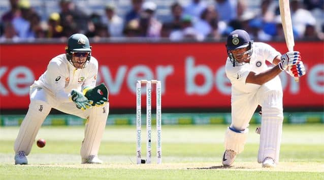 Agarwal made the most of a belated call-up with a wonderfully compiled 76, in front of a record 73,516 appreciate fans at the Melbourne Cricket Ground