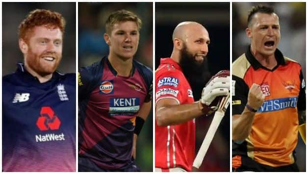 IPL 2019 auction: unsold foreign players of 2018 auction amla, steyn and zampa
