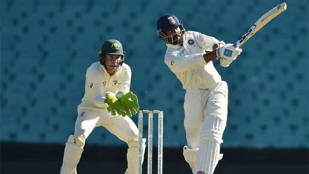 Century for Vijay, fifty for Rahul as India's only practice match ends in draw