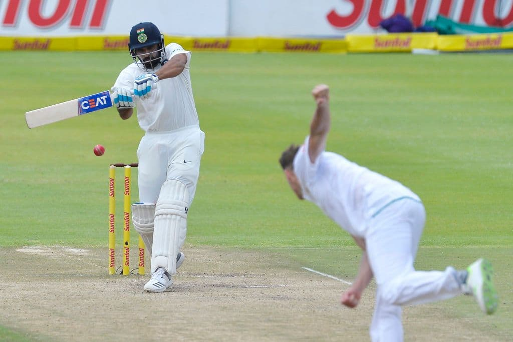 Rohit Sharma hits 3 sixes in Adelaide test equalls sachin tendulkar