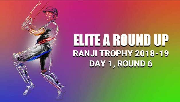 Ranji Trophy 2018-19, Elite Group A: Iyer, Lad tons flay Baroda attack