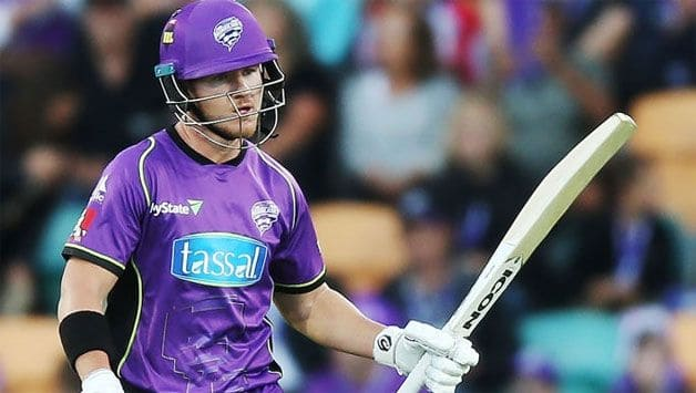 D' Arcy Short targets BBL stint to get back among runs