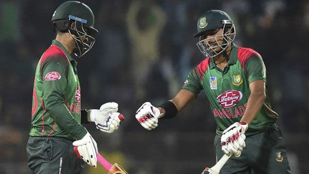3rd ODI: All-round Bangladesh cruise to series win against West Indies