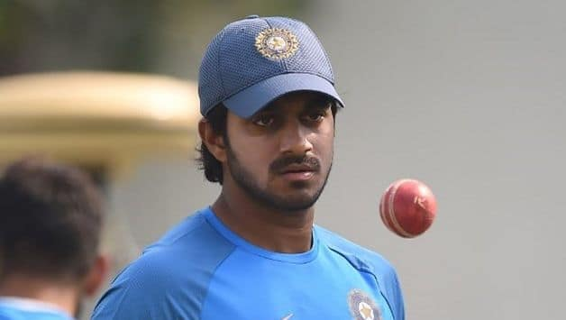 India allrounder Vijay Shankar's unbeaten knock of 87 off 80 balls helped India A overhaul a target of 309 in 49 overs