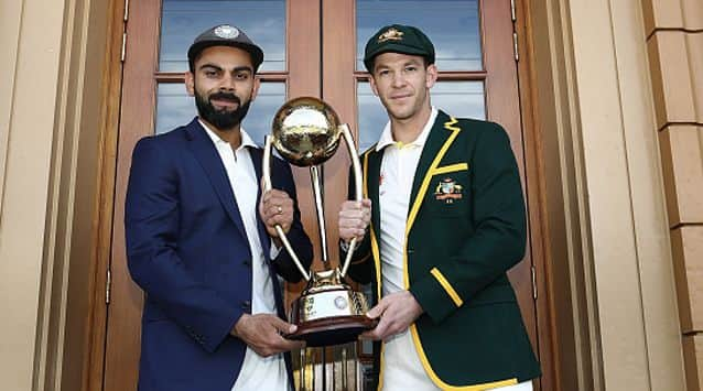 The series is even more important for Kohli as it would also define his legacy as a leader having already established himself as world's premier batsman. © Getty