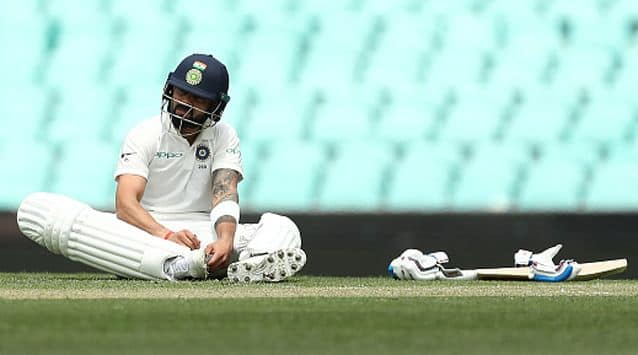 Had he been the captain, Ponting says he wouldn't have allowed Kohli to get a good start.