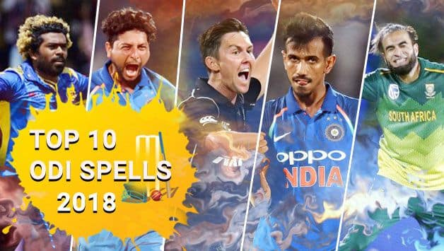 Year-ender 2018: Kuldeep, Chahal spin their way into ODI's top spells
