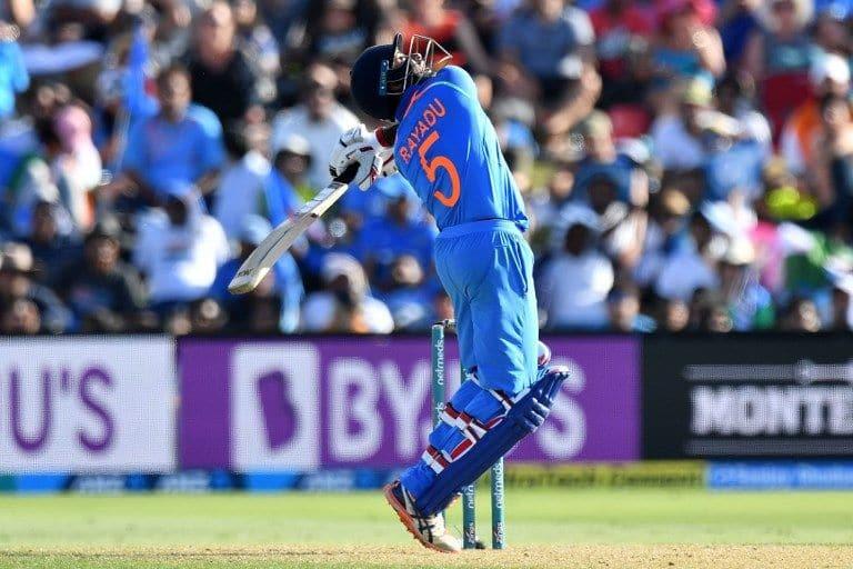 Ambati Rayudu looks primed to bat at No 4 at the World Cup.