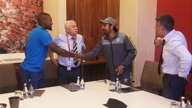 Sarfraz Ahmed personally apologised to Andile Phehlukwayo for his racist remarks