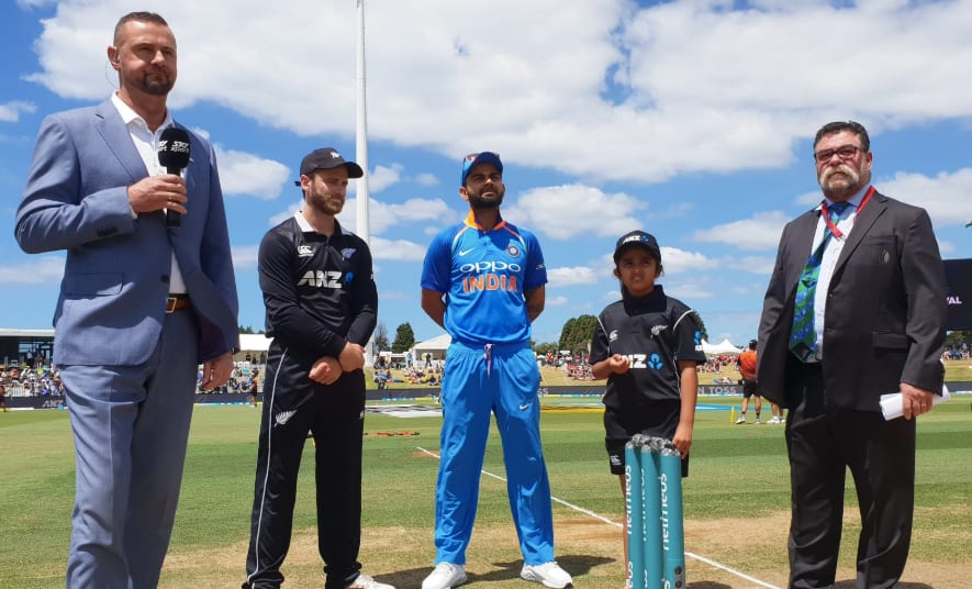 2nd ODI: India unchanged, New Zealand bring back Ish Sodhi and Colin de Grandhomme