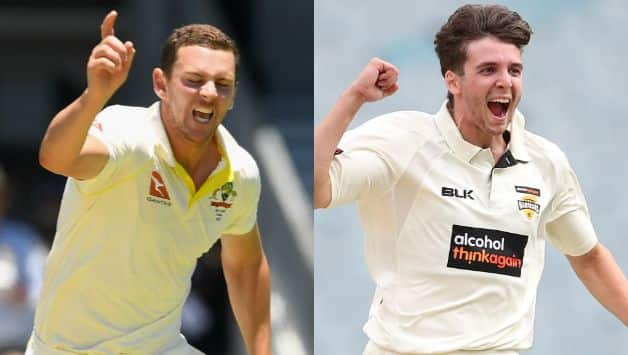Josh Hazlewood ruled out of the Sri Lanka Test series; Jhye Richardson named replacement