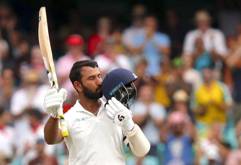 Patient Cheteshwar Pujara surpasses Dravid, Sutcliffe for most balls faced in Australia